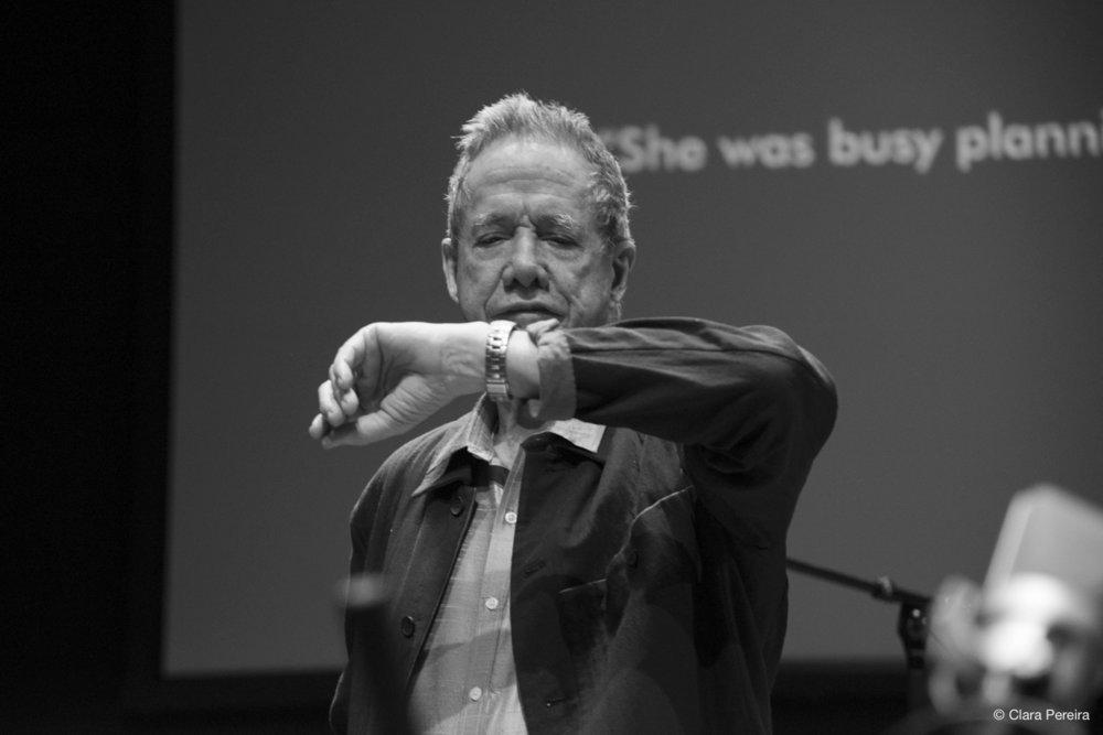 Thomas Buckner, 2018