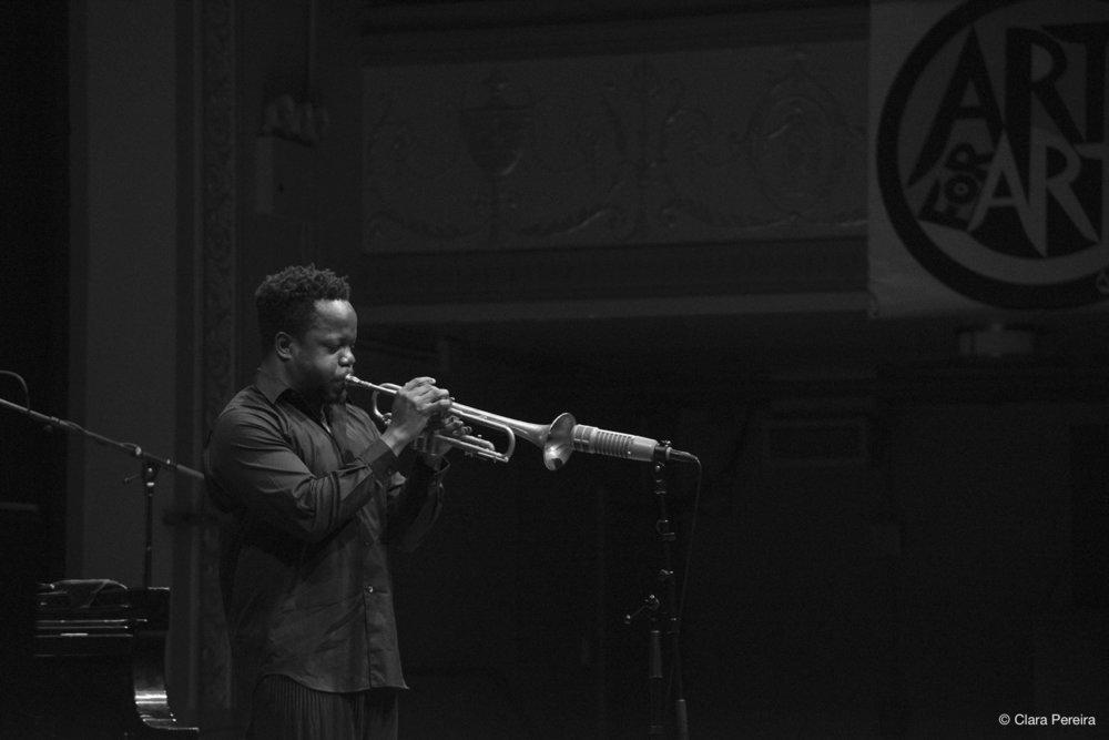 Ambrose Akinmusire, 2018