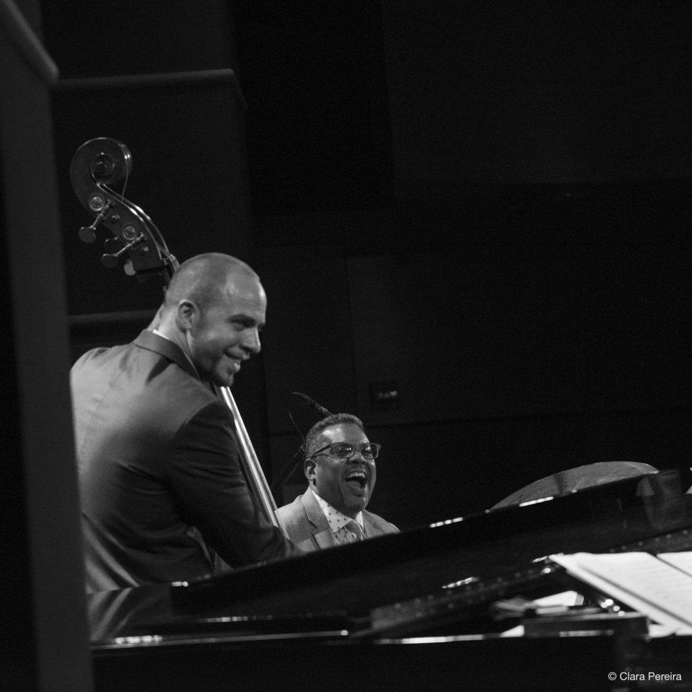 Tom DiCarlo and Vince Ector, 2018