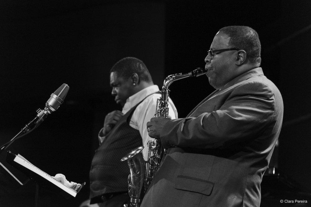 Freddie Hendrix and Bruce Williams, 2018