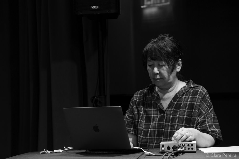 Ikue Mori, 2018