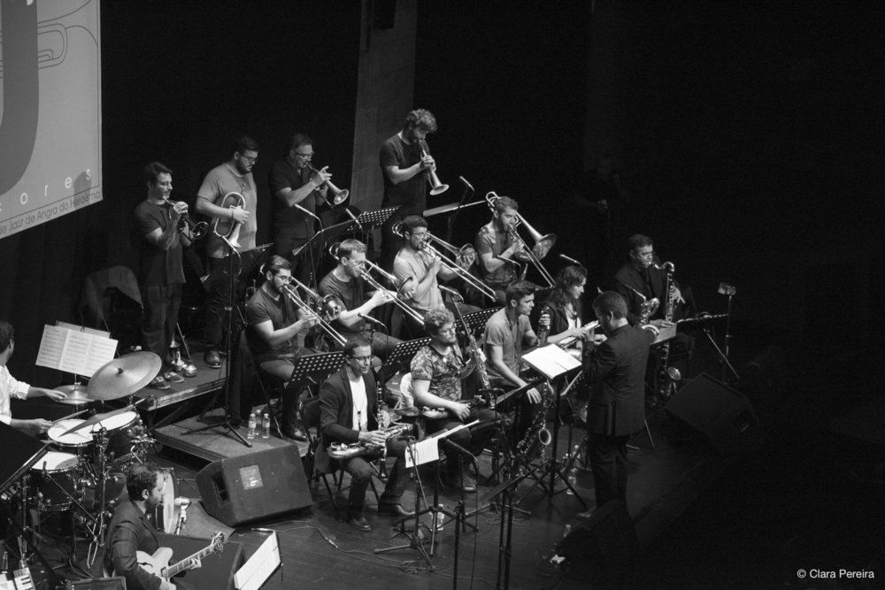 Hot Clube de Portugal Jazz Orchestra, 2018