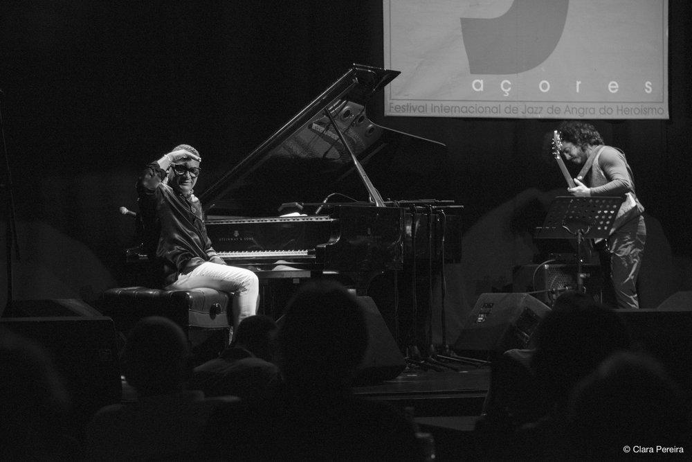 Gonzalo Rubalcaba and Armando Gola, 2018