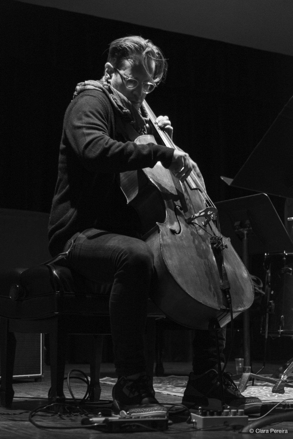Chris Hoffman, 2018