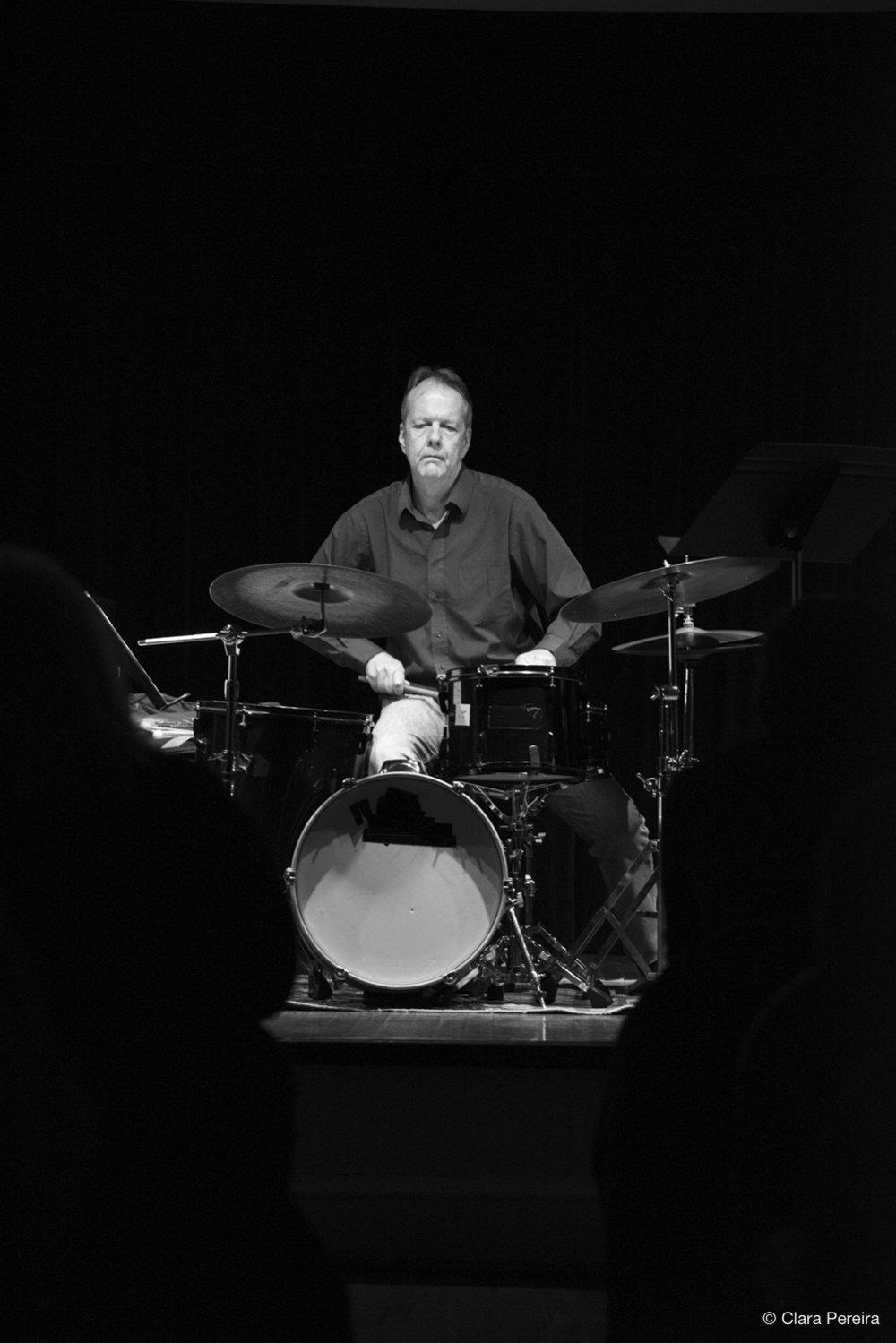 Tom Rainey, 2018