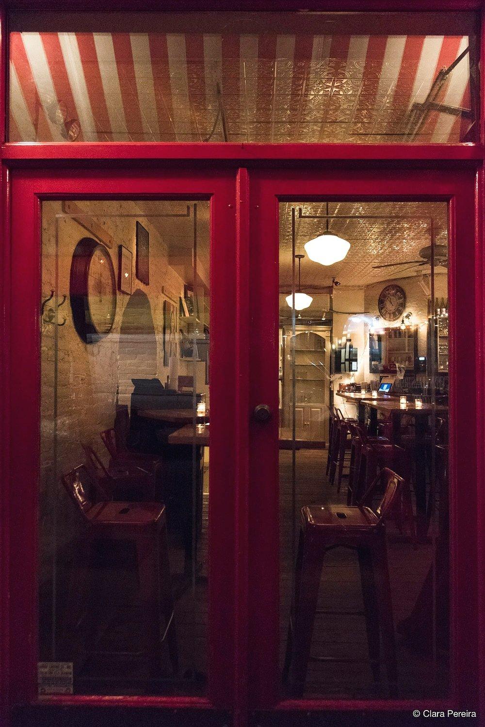 Cornelia Street Cafe, 2018