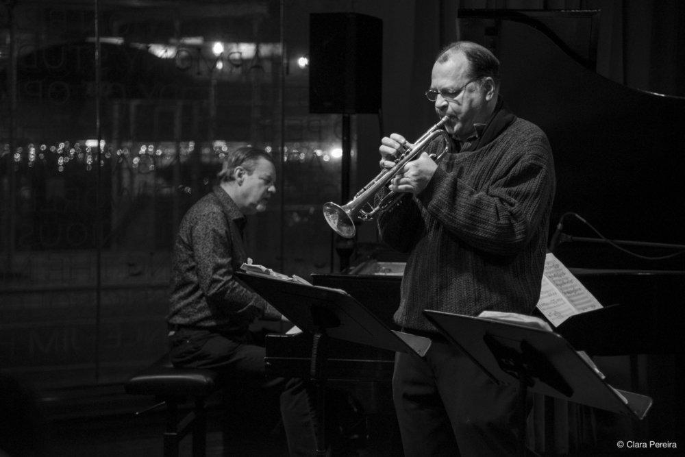 Frank Kimbrough and Ron Horton, 2019