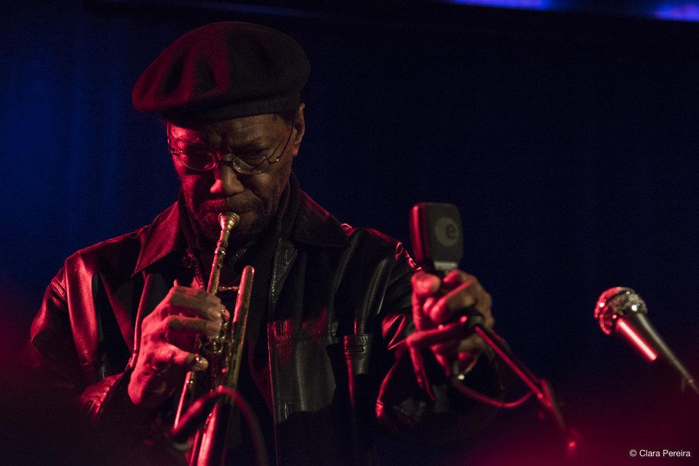Charles Tolliver, 2019