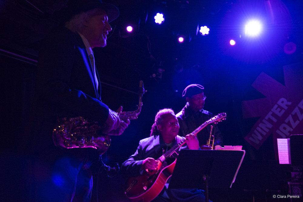 Gary Bartz Quartet, 2019