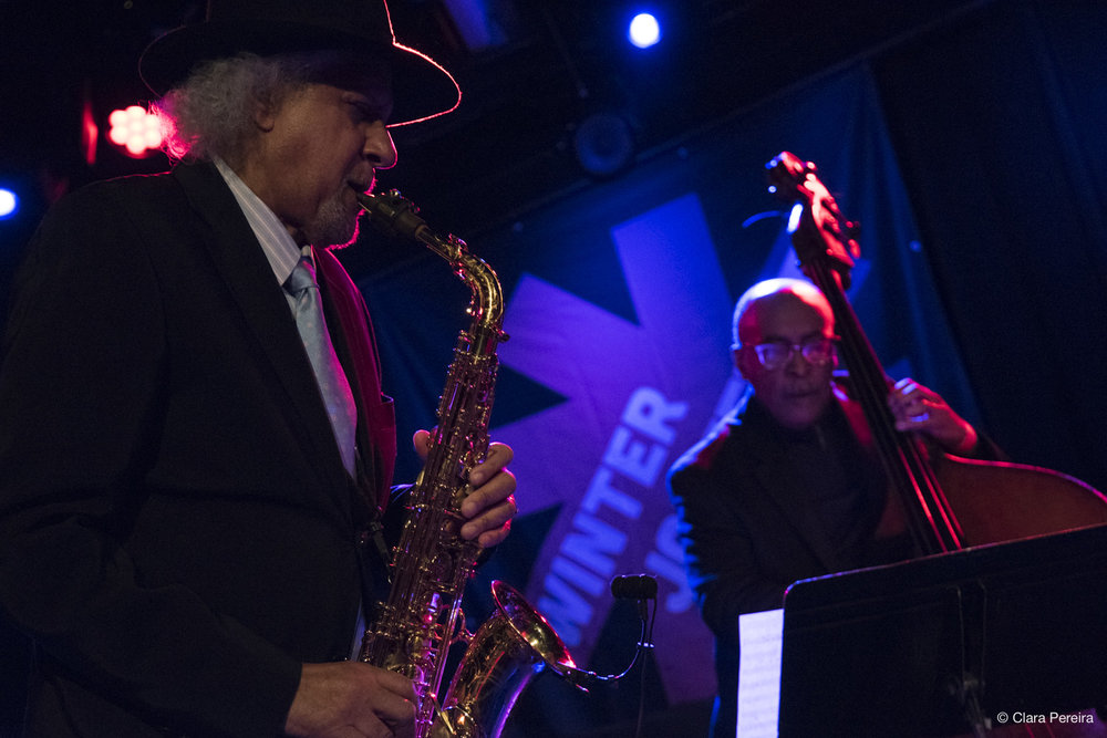 Gary Bartz and James King, 2019