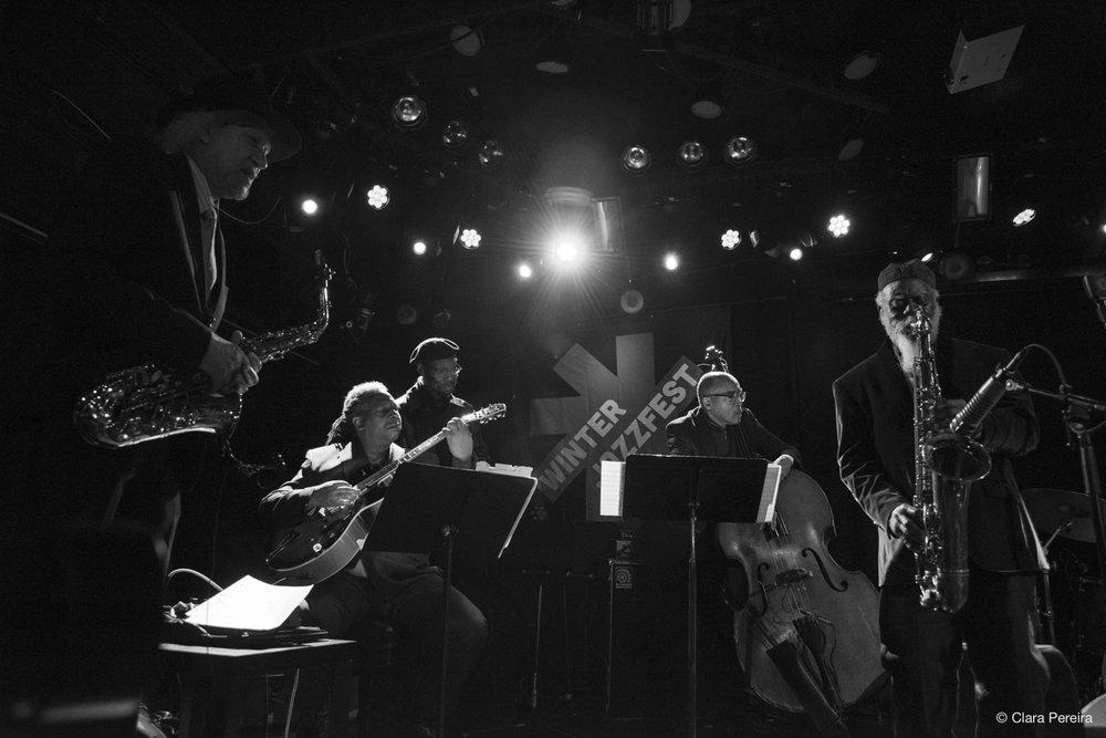 Gary Bartz Quartet + Pharoah Sanders, 2019