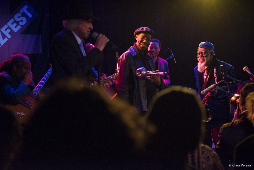 Gary Bartz Quartet + Pharoah Sanders and Charles Tolliver, 2019