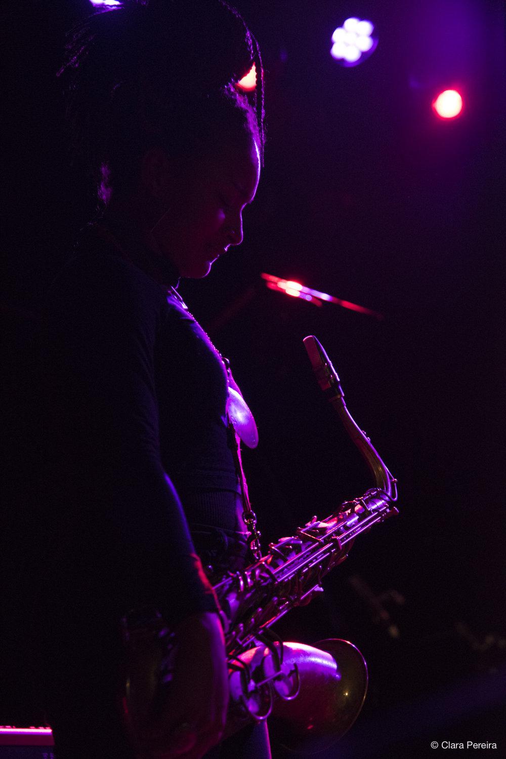 Nubya Garcia, 2019