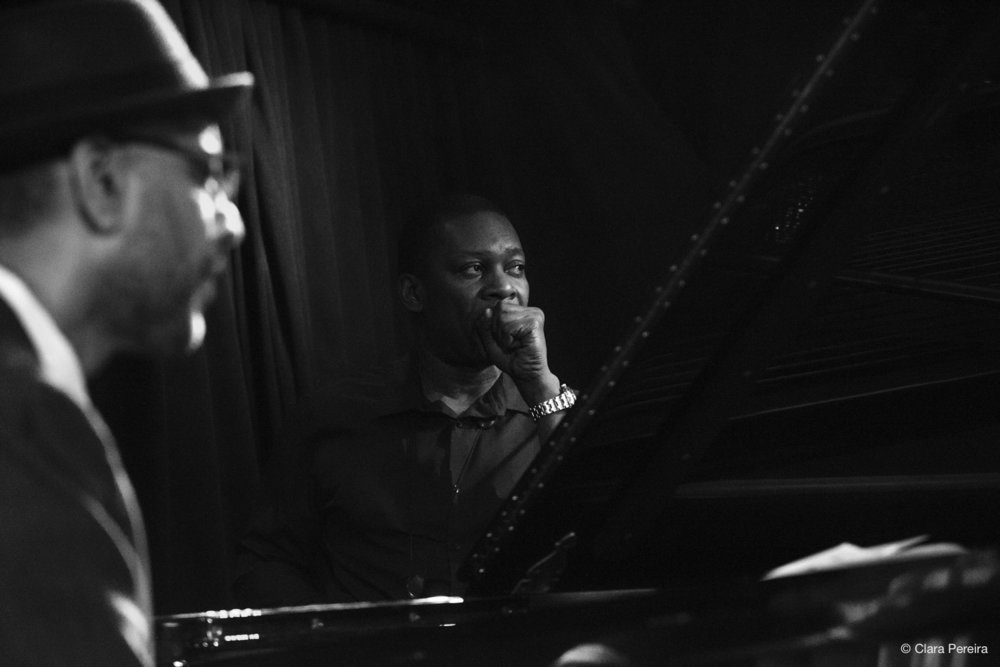 Andy Milne and Ravi Coltrane, 2019