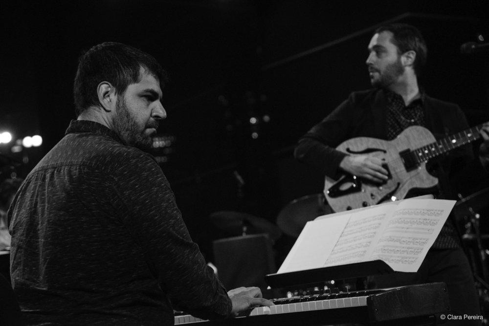 Andre Mehmari and Yotam Silberstein, 2019