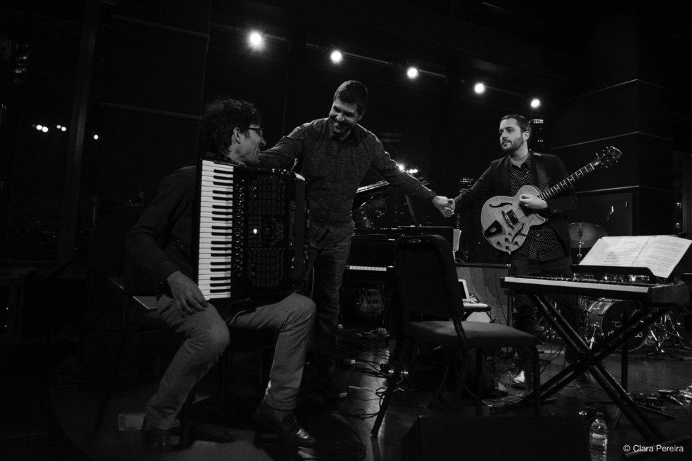 Vitor Gonçalves, Andre Mehmari, Yotam Silberstein, 2019