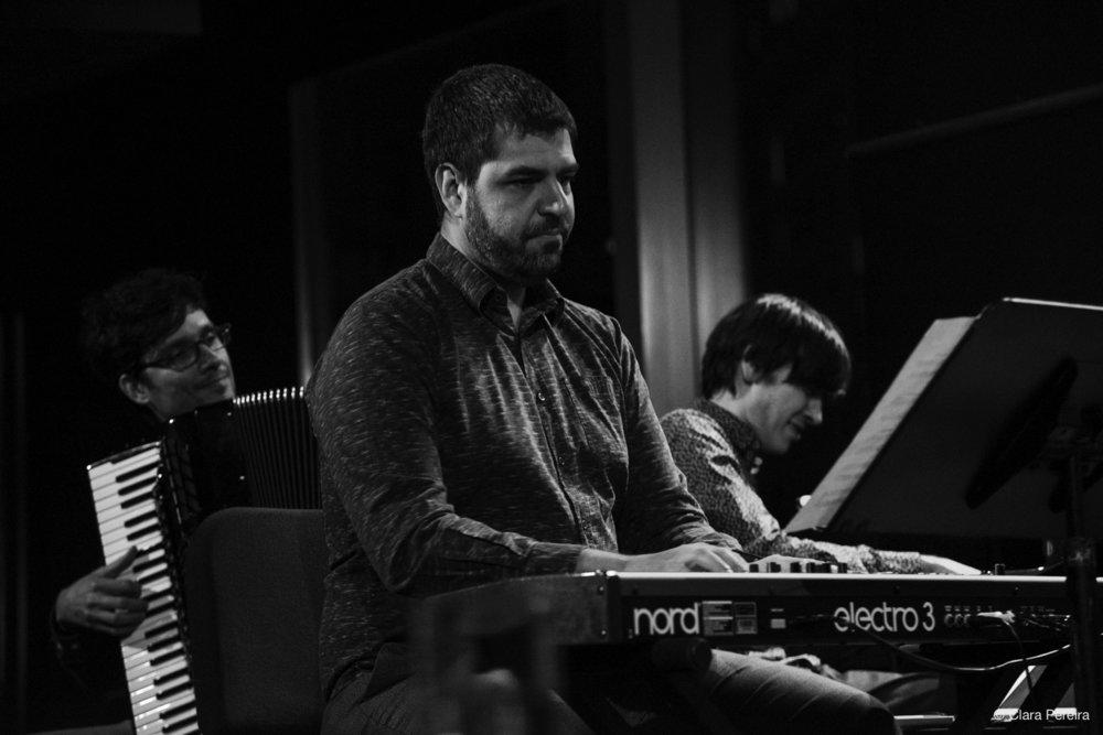 Vitor Gonçalves, Andre Mehmari, Glenn Zaleski, 2019
