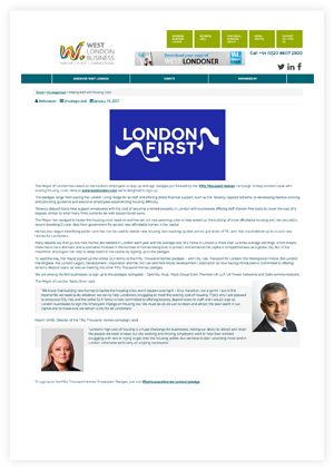 West London Business 19/01/17