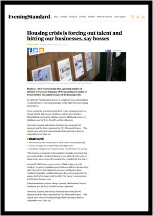 Evening Standard 12/10/15