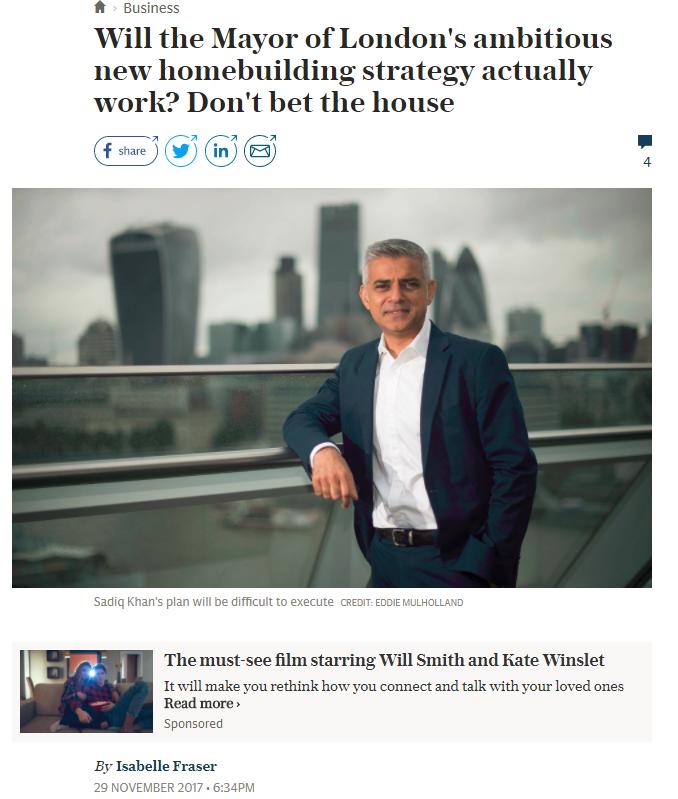 Telegraph 30/11