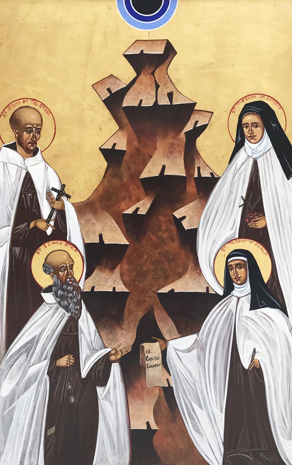Saints of Mt. Carmel