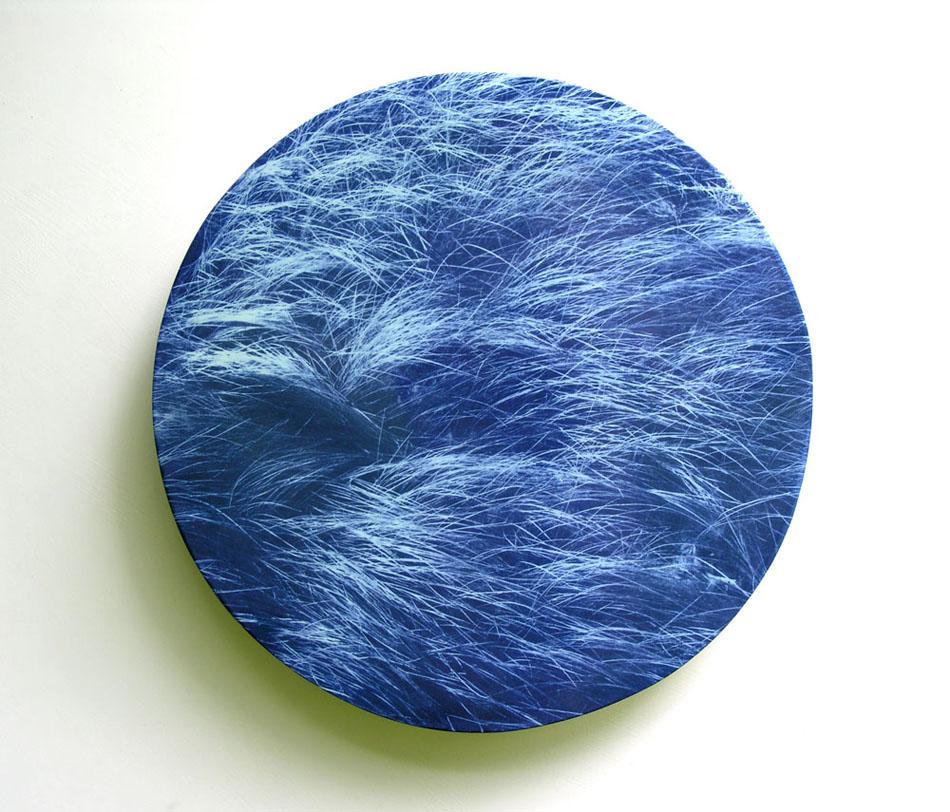 """Grass 21"""" diameter x 2"""" deep"""