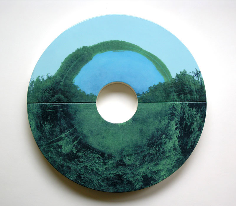 "Walden Swimming 25"" diameter x 2"" deep"