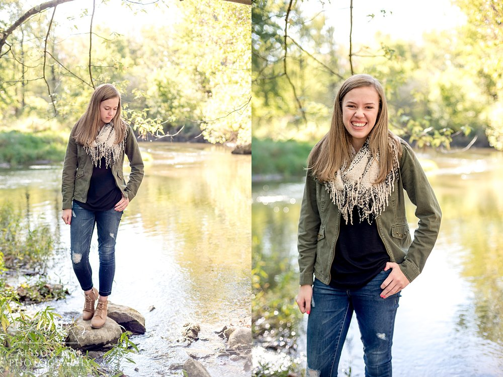 Indianapolis Senior Portrait Photographer