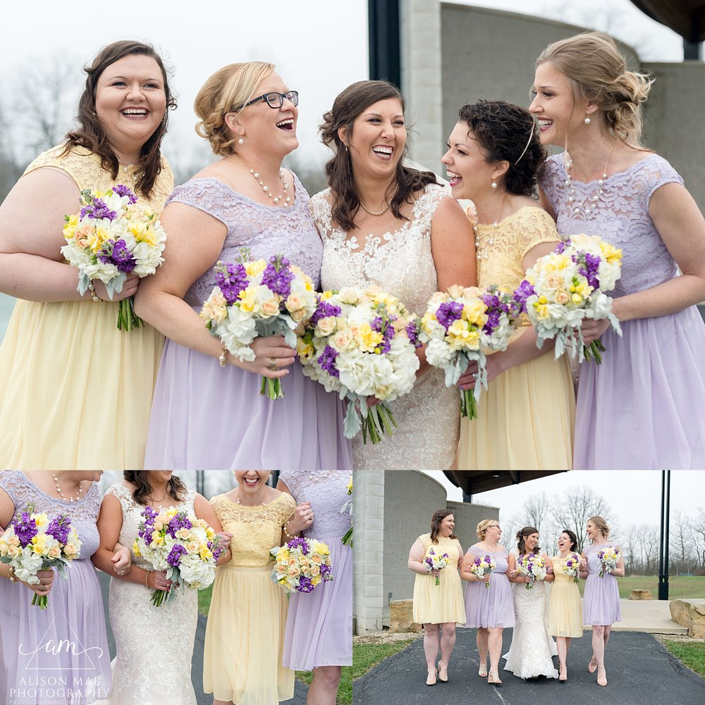 Husdon Park, Portland, Indiana - Indiana Wedding Photographer Alison Mae Photography