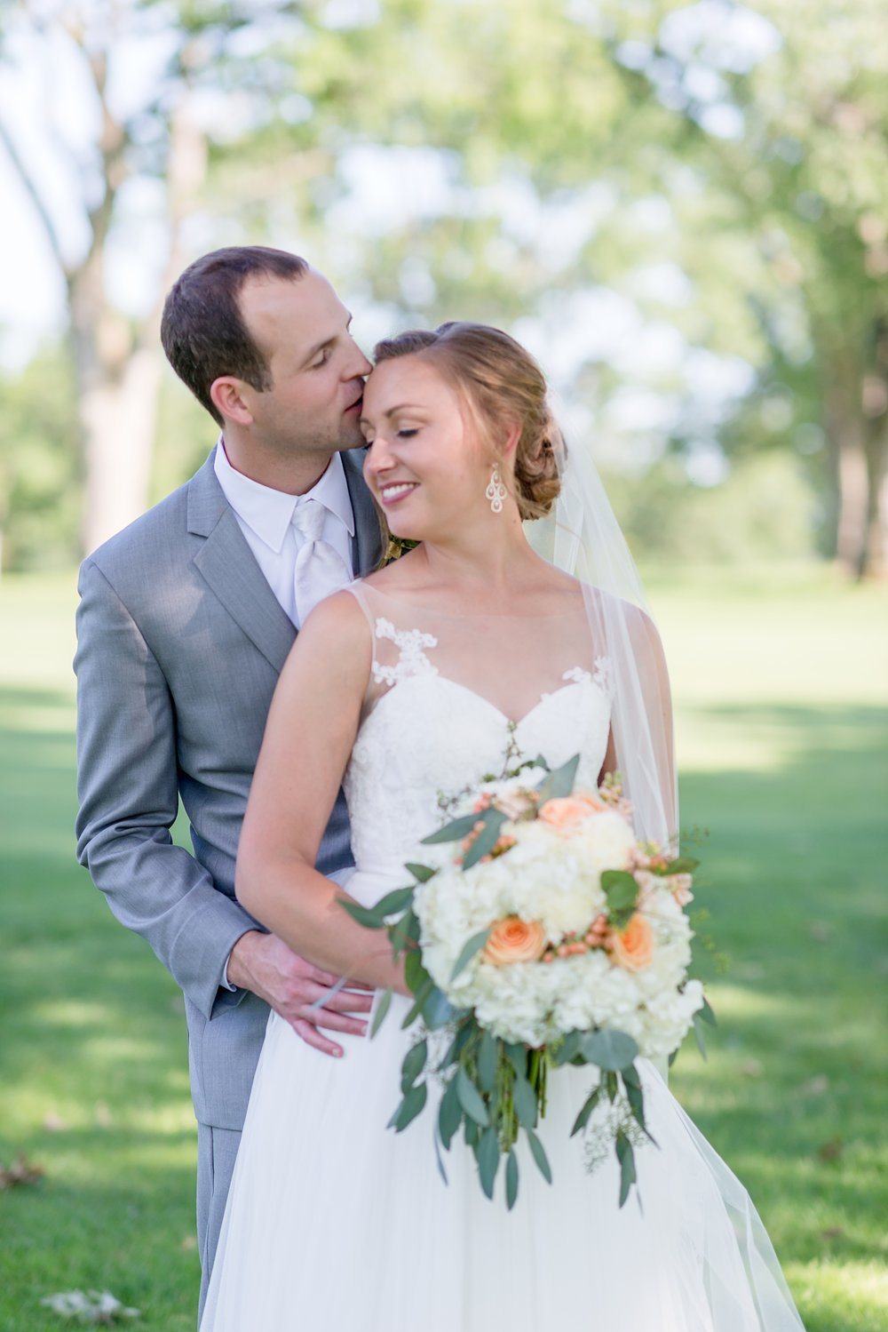 Hillcrest Country Club Wedding  | Indiana Wedding Venues |