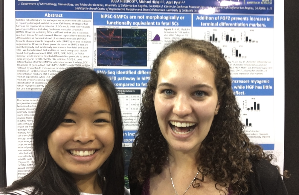 UCLA Undergraduate Research Poster Day 2016