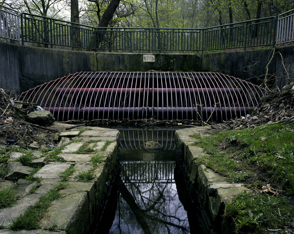 Burke Brook Culvert #1 (2003)