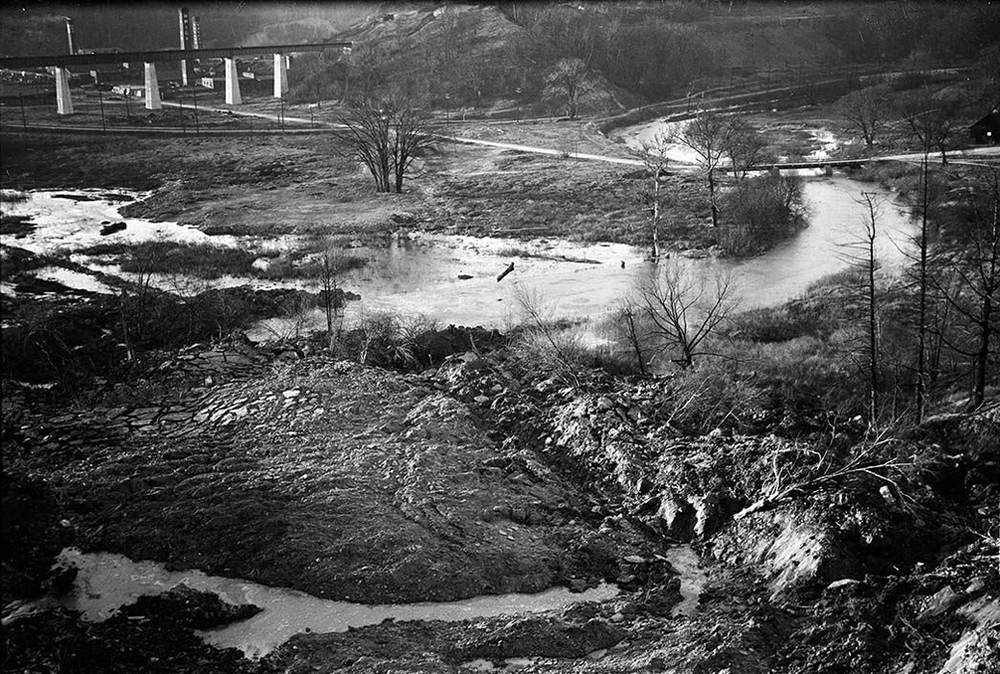 Don Valley, Toronto (1931) Source: City of Toronto Archives