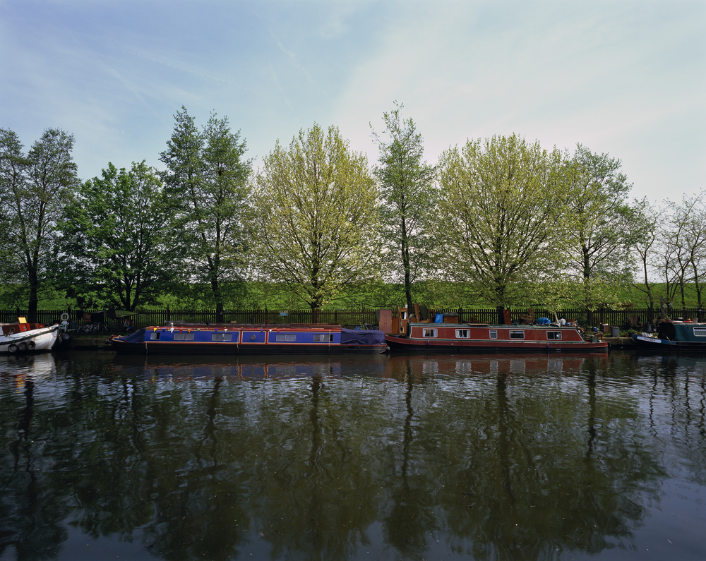 Canal Boat Homes, Tottenham Hale (2005)
