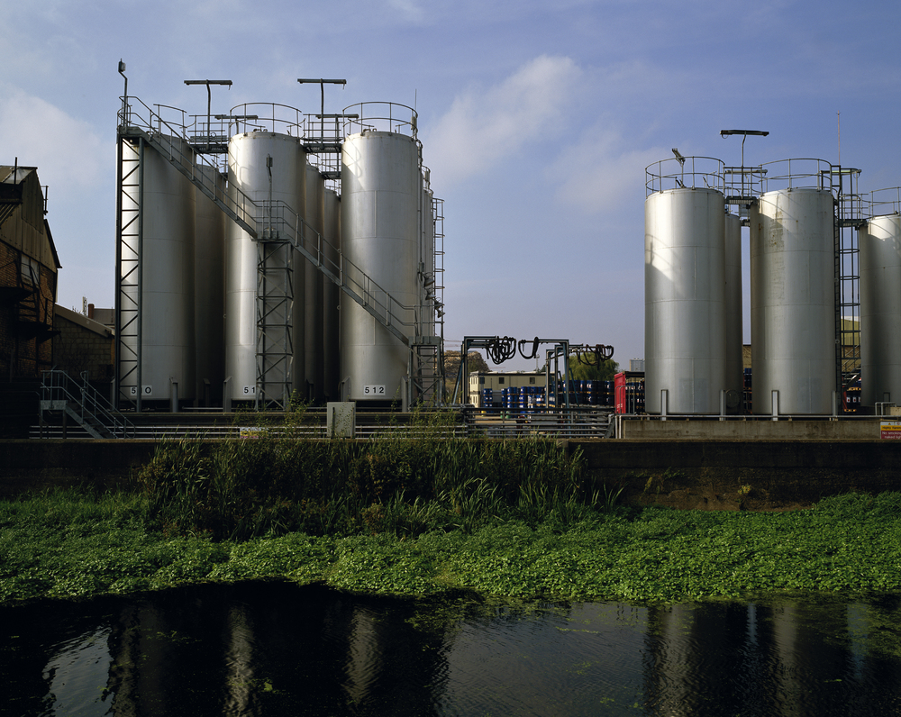 Chemical Factory, Lee Navigation (2006)