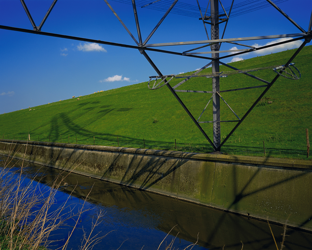Overhead Power, William Girling Reservoir