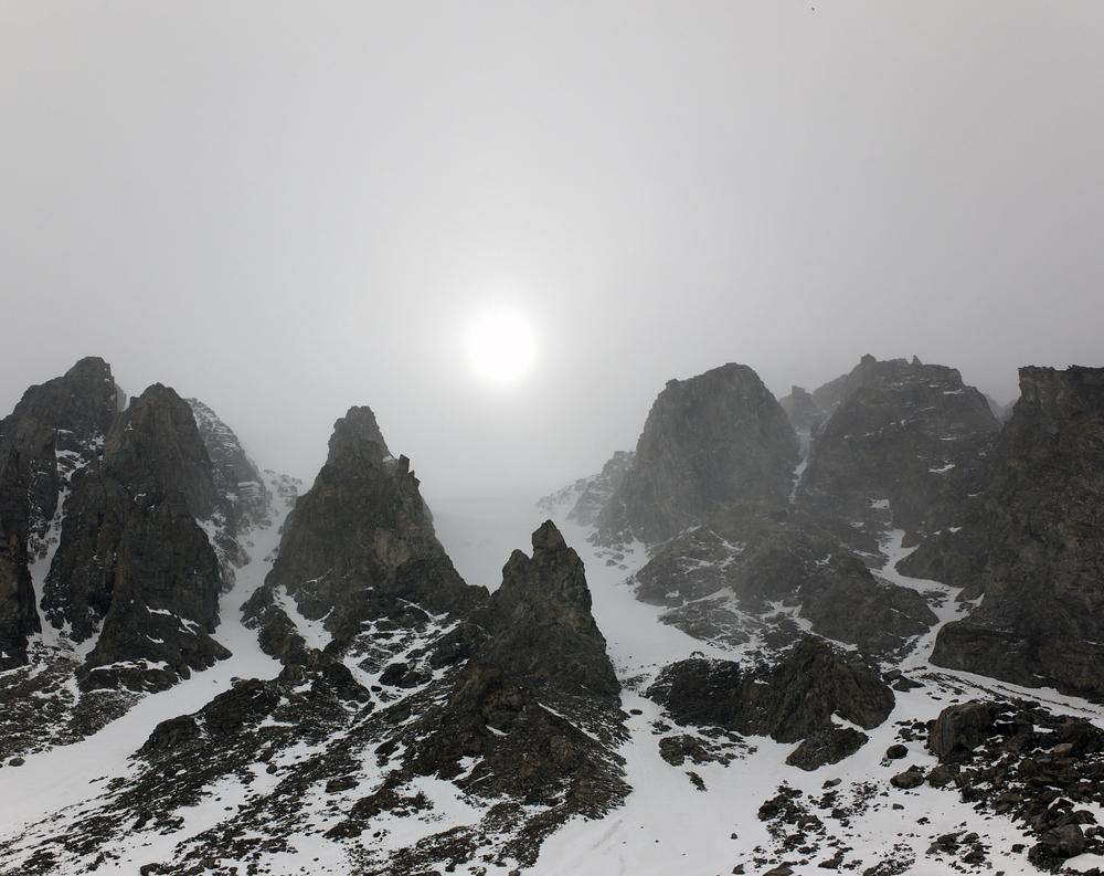Baffin Mountain Range #1 (2007)
