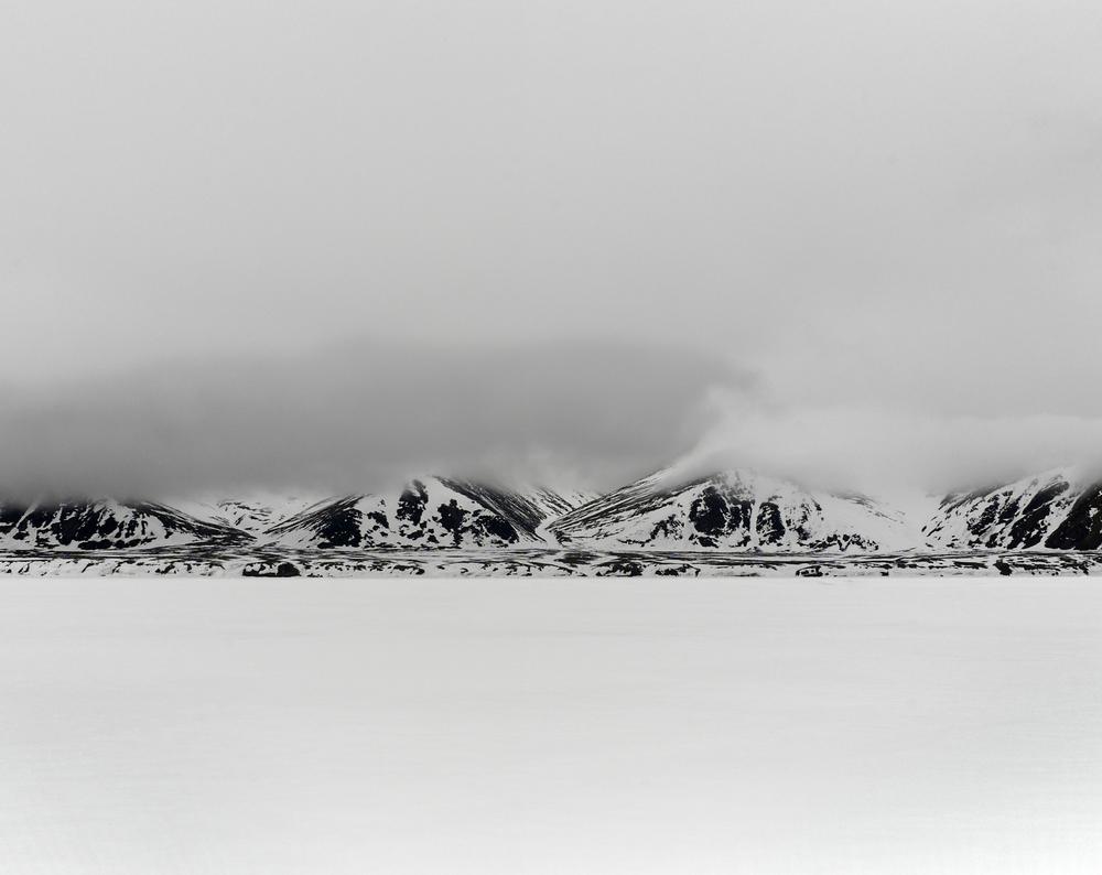 Bylot Mountain Range #2 (2007)