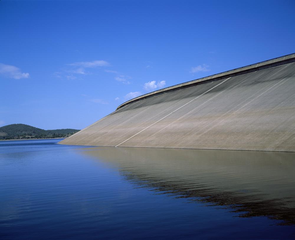 Sugarloaf Dam #1 (2010)