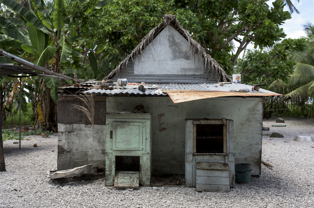 House #1, Ine, Arno Atoll