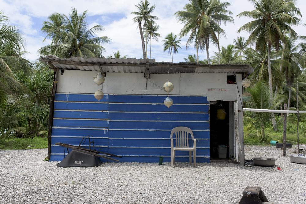 House #2, Matolen, Arno Atoll (2015)