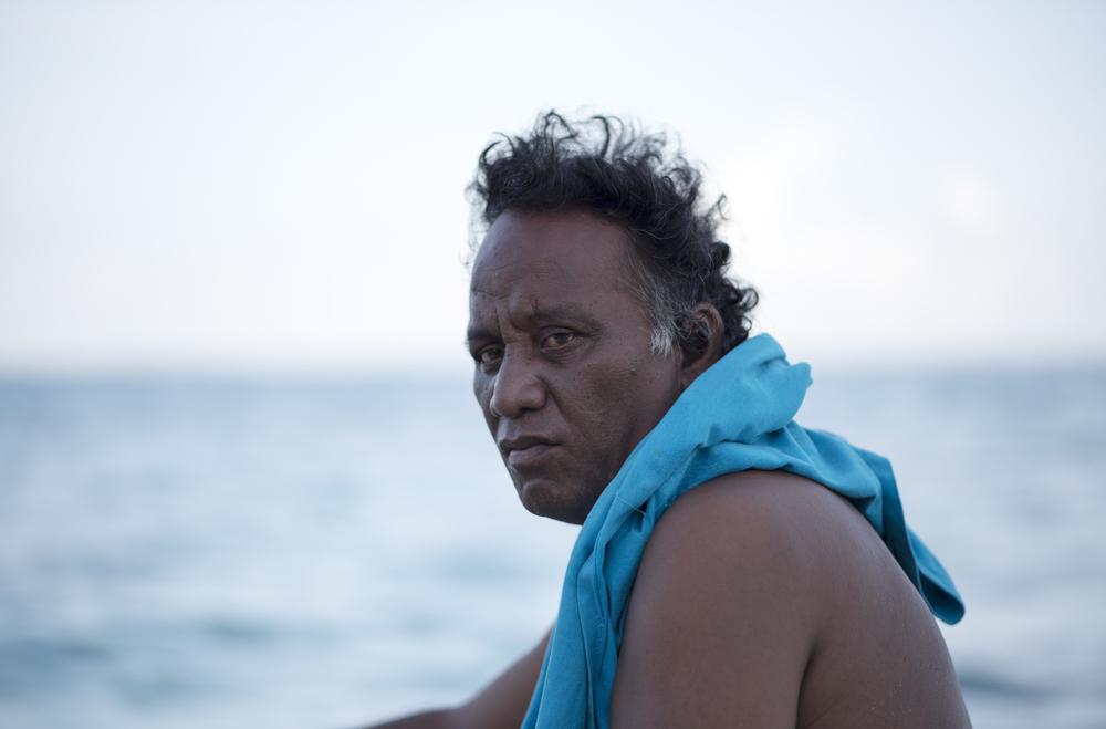Contemplation, Iroij, Arno Atoll Chief