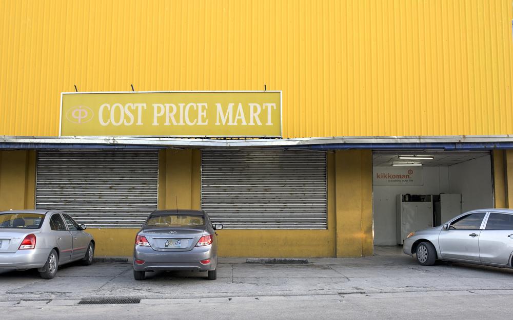 Wholesale Store, Uliga, Majuro Atoll