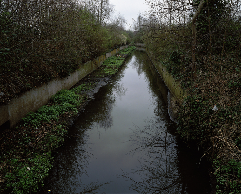 Spillage Channel, Lee Navigation (2005)