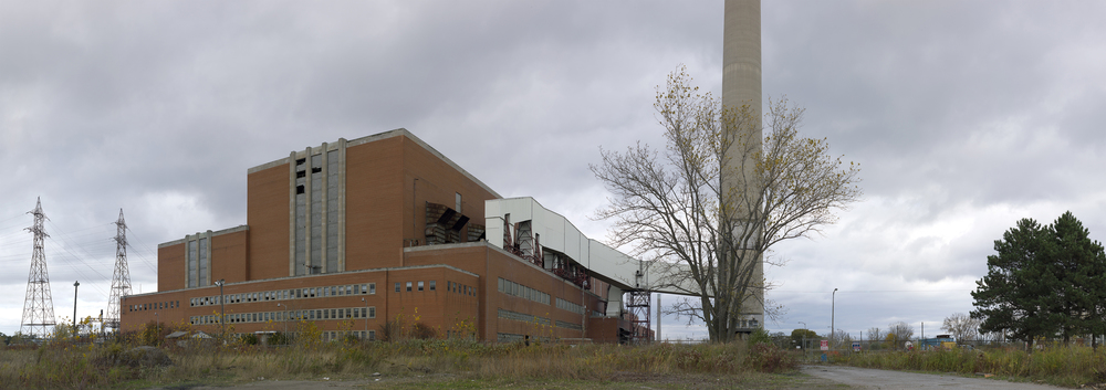 Hearn Power Plant, Fall