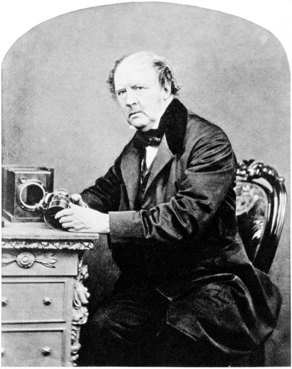 Portrait of Henry Talbot