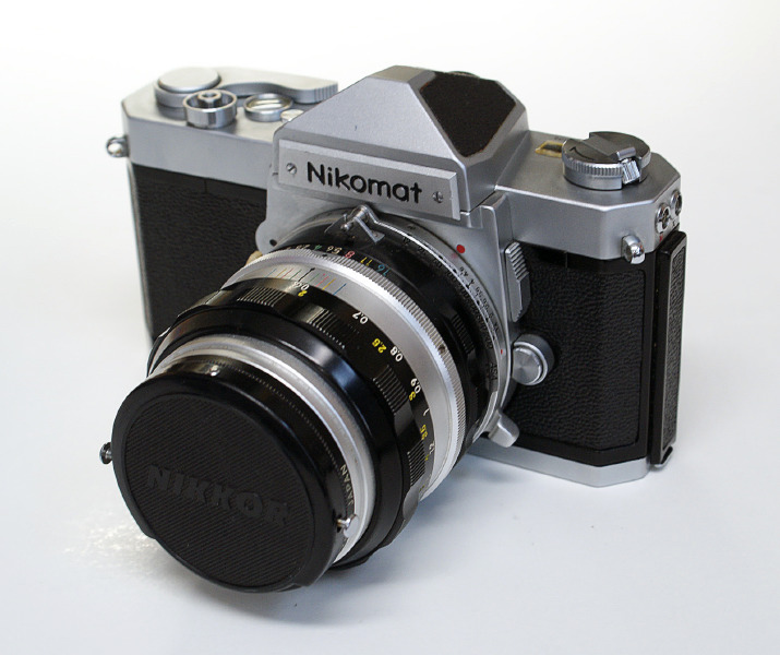 The fabled Nikkormat!