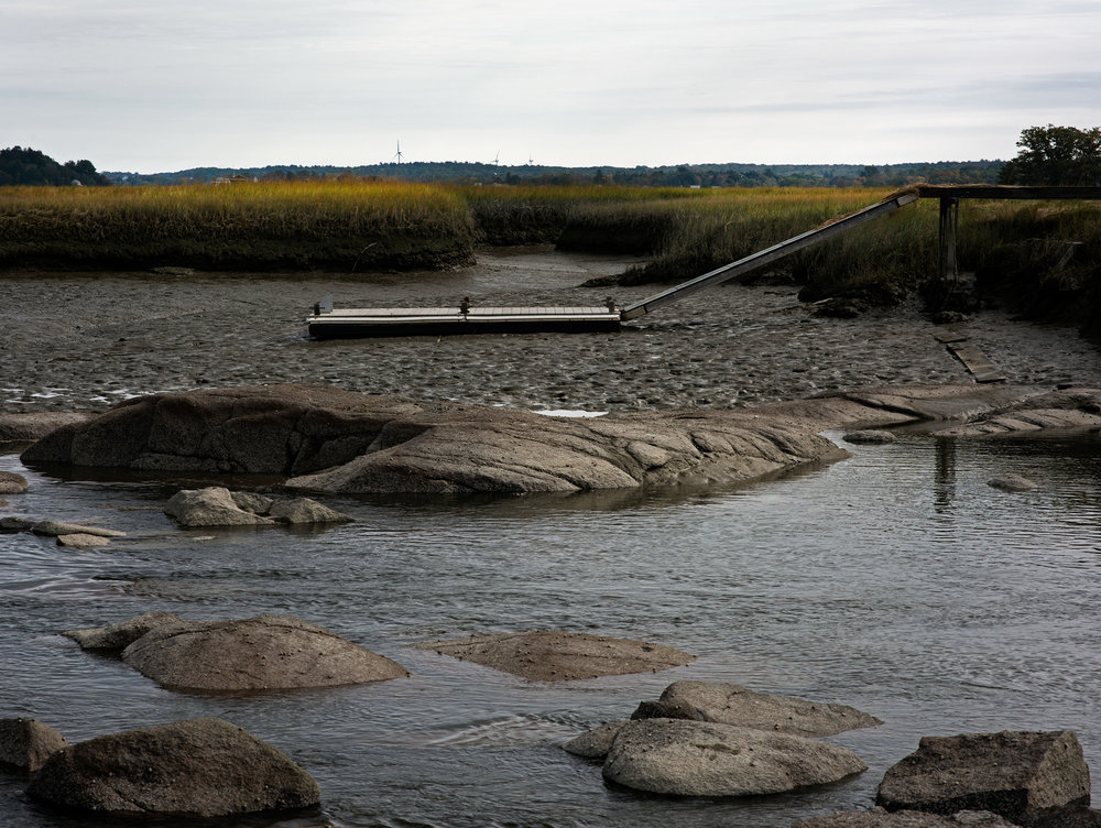 Low Tide, Essex River (2017)
