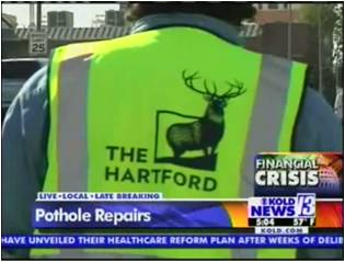 The Hartford Pothole Patrol