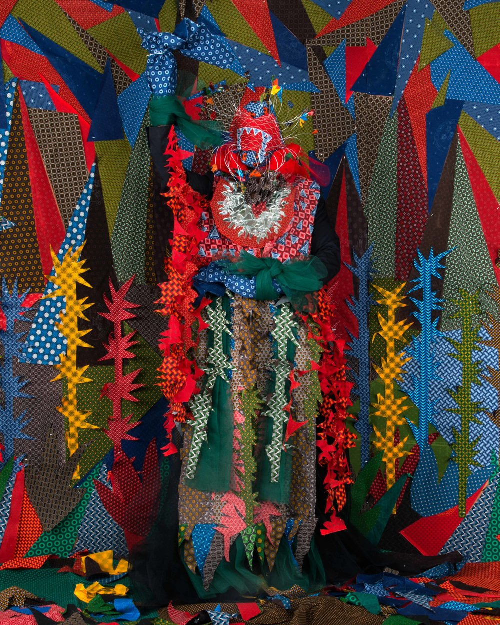 Les Etres D'Africadia V Libertina LaReina. 2015.  Photographic Print. 59.4 x 42. Ed of 10 (7 Available)   2AP.jpg
